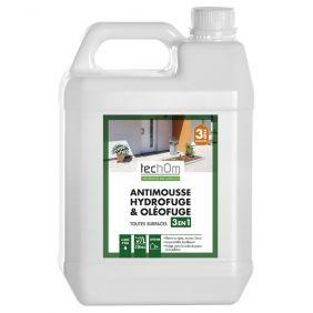 Anti mousse, Hydrofuge, Oléofuge 3 en 1