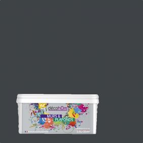 Peinture murale Gris sombre DECOHOM S 6502-G