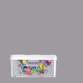 Peinture murale Gris souris DECOHOM S 3005-R80B