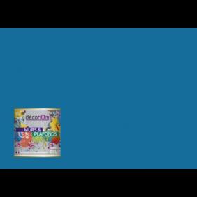 Peinture murale Bleu denim DECOHOM S 3050-R90B