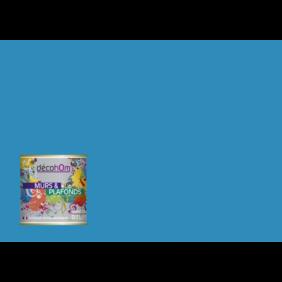 Peinture murale Bleu cérule DECOHOM S 2050-R90B