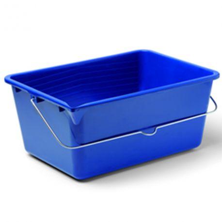 Camion rectangulaire bleu 8 litres
