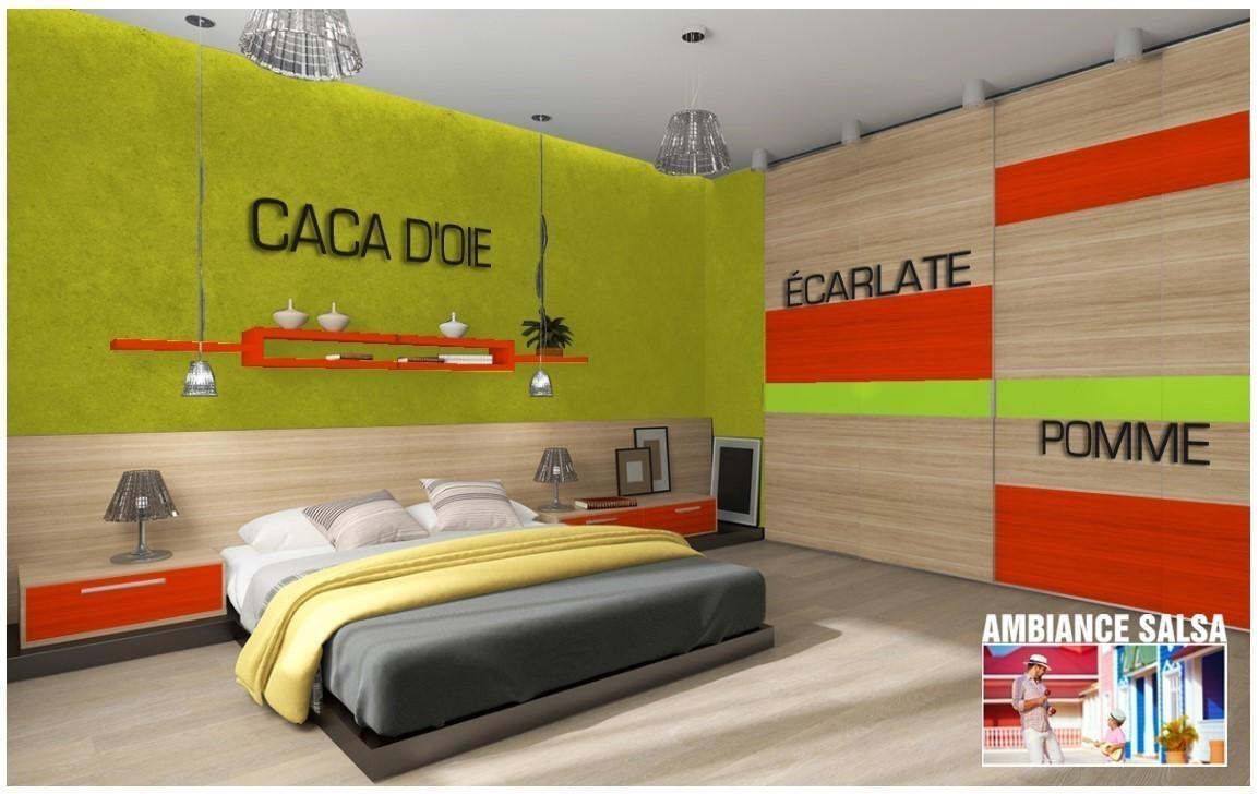Peinture murale Caca d\'oie DECOHOM